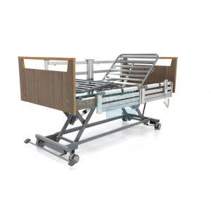 Elbacare Deluxe Thuiszorgbed Hoog Laag Bed Seniorenbed Papagaai Zorgbedonline Productfoto