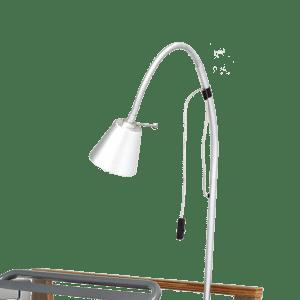 lamp bewerkt